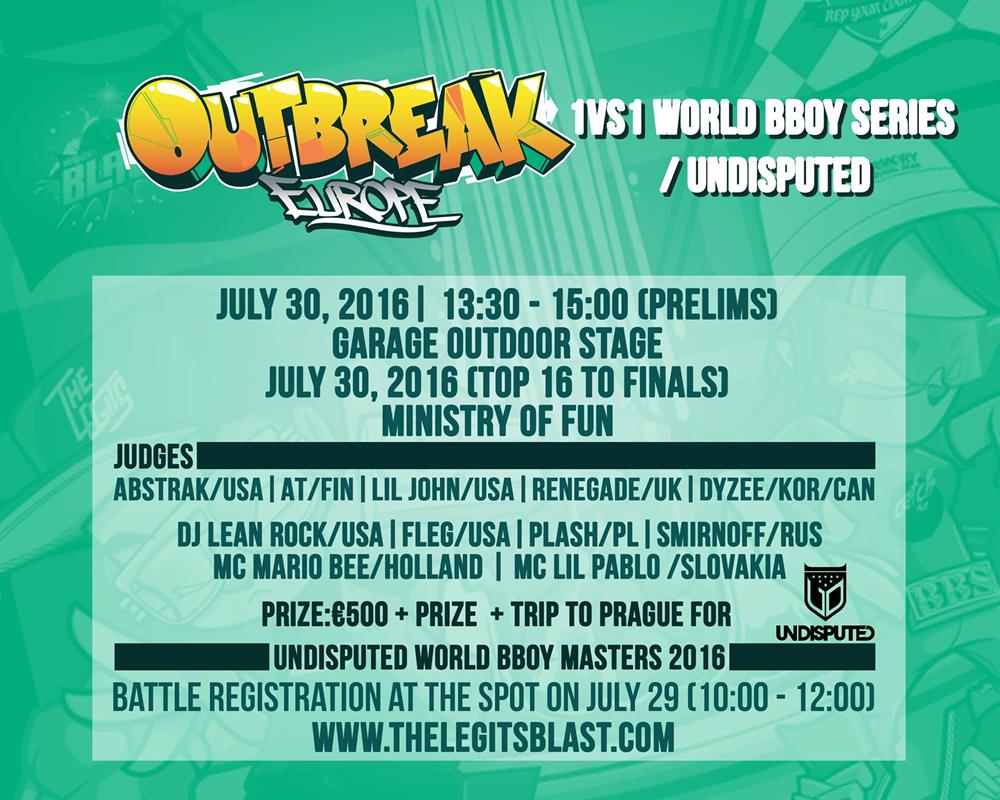 1vs1-Undisputed-Outbreak-Europe-2016