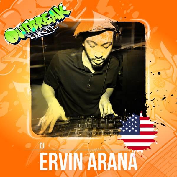 ERVIN ARANA