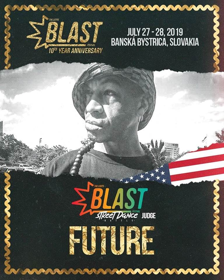 Street Dance Battle | The Legits Blast Festival